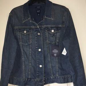 GAP Icon Denim Jacket. NWT
